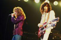 Hvor heldur sér betur Jimmy Page eða Robert Plant?