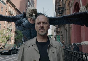 Michael Keaton í kvikmyndinni Birdman