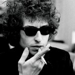 Tákn Dylans sólgleraugu og sígaretta