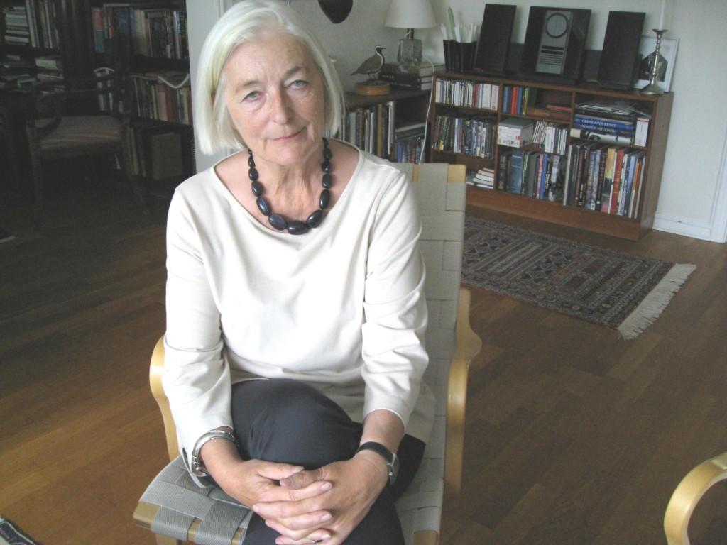 Guðrún Ágústsdóttir