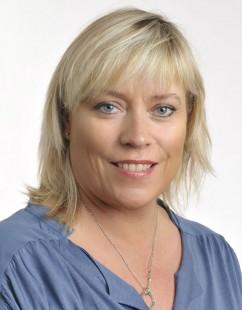 Kristín Gísladóttir klippt