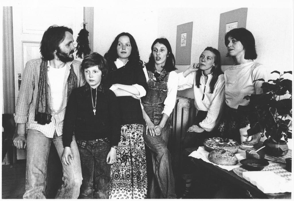 Brautryðjendur í rekstri grænmetisstaða 1978