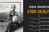 Guðmundur Andri og Auður  afgerandi vinsælust!