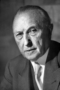 Konrad Adenauer Þýskalandskanslari