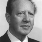 Gunnar Thoroddsen þótti svara öllum spurningum fumlaust.