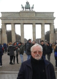 Við Brandenburgarhliðið