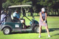 Sögðu sig úr sófavinafélaginu og fóru í golf