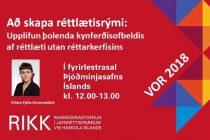 Upplifun þolenda kynferðisofbeldis af réttlæti utan réttarkerfisins – fyrirlestur