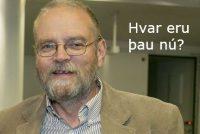 Sigurður G. Tómasson útvarpsmaður
