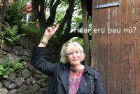 Sólveig Pétursdóttir fyrrverandi alþingismaður og ráðherra