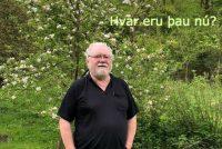 Sigurður Rúnar Jónsson tónlistarmaður og upptökustjóri