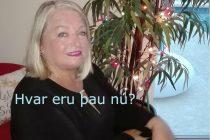 Rut Helgadóttir ritstjóri og blaðamaður