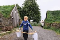 Lífið fyrir tíma nútímaþæginda