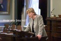 Margrét Frímannsdóttir fyrrverandi alþingismaður