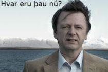 Ingi Björn Albertsson fyrrverandi þingmaður með meiru