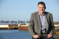 Kristinn H Gunnarsson fyrrverandi alþingismaður