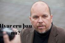Þór Saari fyrrverandi alþingismaður