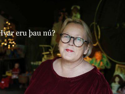 Margrét Rósa Einarsdóttir fyrrverandi staðarhaldari í Iðnó