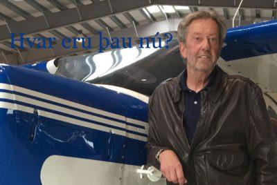 Gestur Einar Jónasson útvarpsmaður
