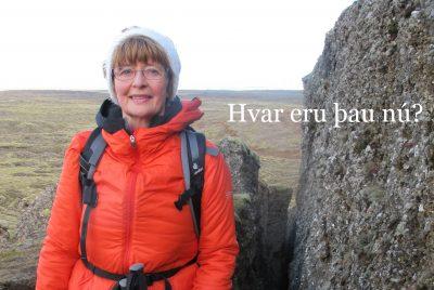 Unnur Ólafsdóttir veðurfræðingur