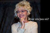 Helga Thorberg leikkona