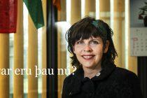 Birgitta Jónsdóttir fyrrverandi þingmaður