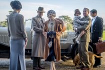 Fötin flottari í Downton Abbey myndinni en sjónvarpsþáttunum