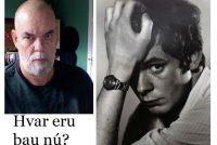 Stefán Jökulsson kennari og tónlistarmaður