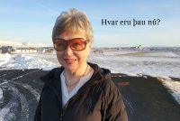 Guðrún Skúladóttir fréttaþulur
