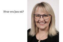 Sigrún Eva Ármannsdóttir söngkona