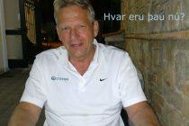 Ólafur Benediktsson markmaður Mulningsvélarinnar