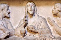 Jesús fór út að borða með öllum vinum sínum