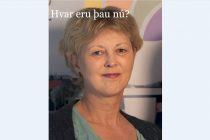 Hanna G. Sigurðardóttir útvarpskona