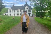 Dóra Einarsdóttir búninghönnuður