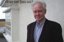 Ellert B. Schram, fyrrum formaður Félags eldri borgara