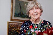 Lifum lengur – 108 ára bloggari