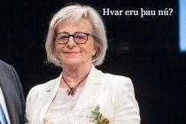 Katrín Fjeldsted læknir