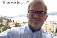 Árni Snævarr upplýsingafulltrúi
