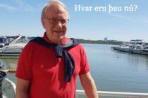 Vilhjálmur Egilsson fyrrverandi rektor Háskólans á Bifröst.