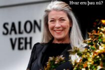 Elsa Haraldsdóttir hárgreiðslumeistari