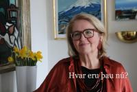 Ásta Ragnheiður Jóhannesdóttir fyrrverandi alþingismaður og forseti Alþingis