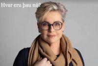 Helga Möller, söngkona og fyrrverandi flugfreyja