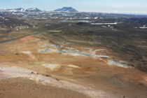 Mývatns- og Möðrudalsöræfi eru uppáhaldsstaður IngunnarÁsdísardóttur