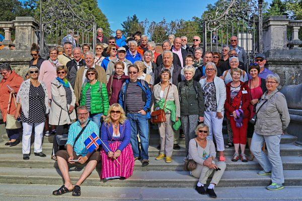 Dalmatíuströndin í Króatíu - haustið 2015